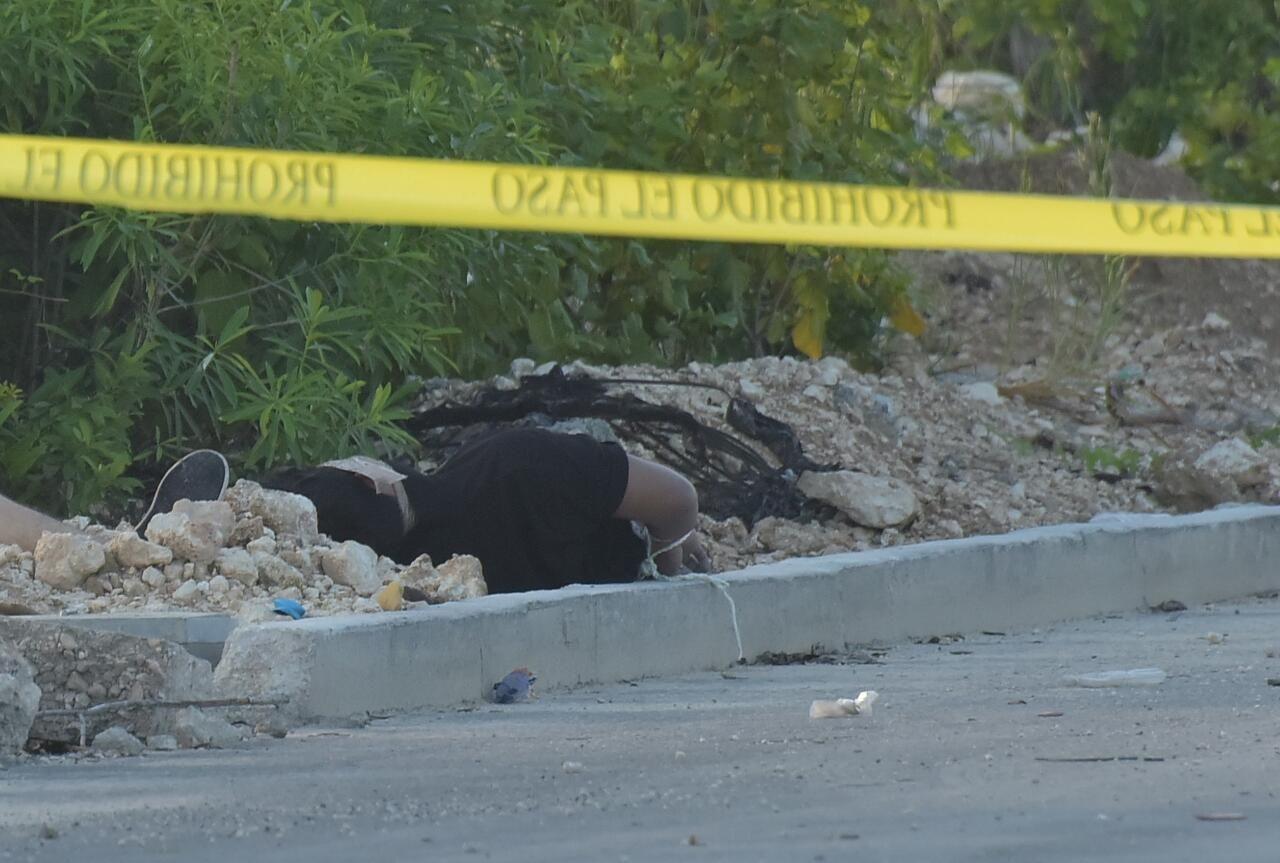 Duplica Cancún ejecuciones de todo el año pasado
