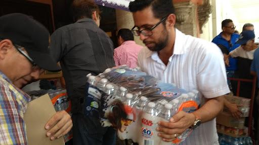 """Yucatán """"se vuelca"""" en ayuda para damnificados del sismo"""