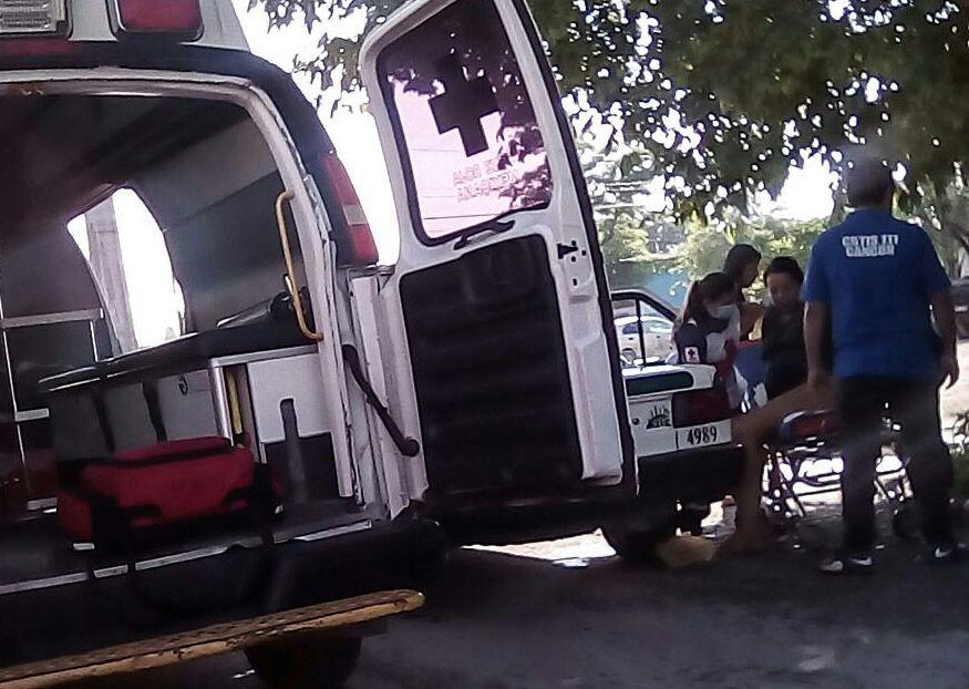 Dolores tuvo a su bebé en un taxi de Cancún