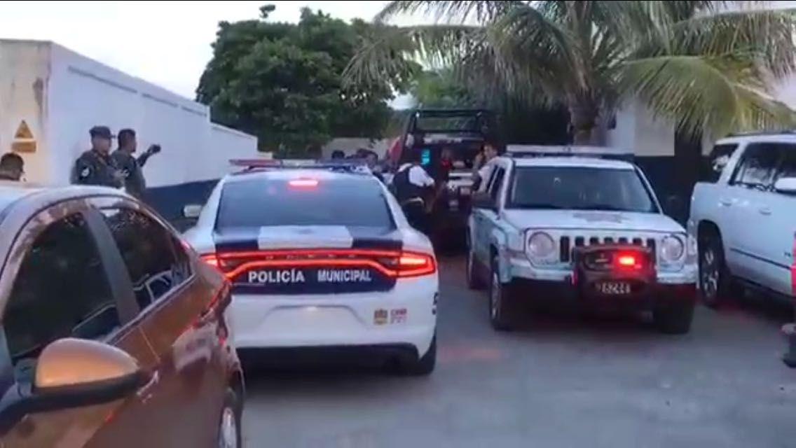 Otro baleado en zona hotelera de Cancún, en un mes