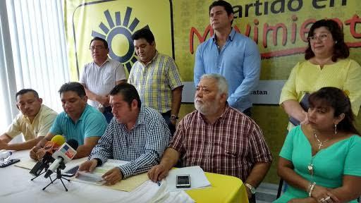 Mantiene dirigencia de PRD Yucatán renuencia a alianza con PAN