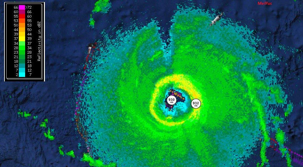 """Huracán """"Irma"""" ya es categoría 5… viene lo peor"""