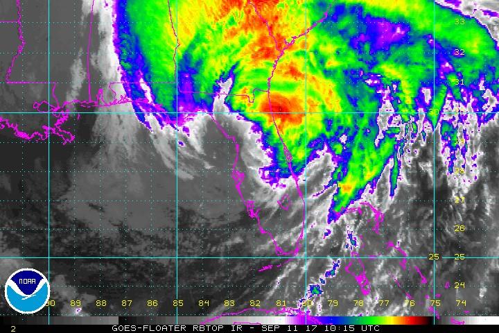 """""""Irma"""" se debilita, pero ya suma 25 muertos; """"José"""", sin rumbo en el Atlántico"""