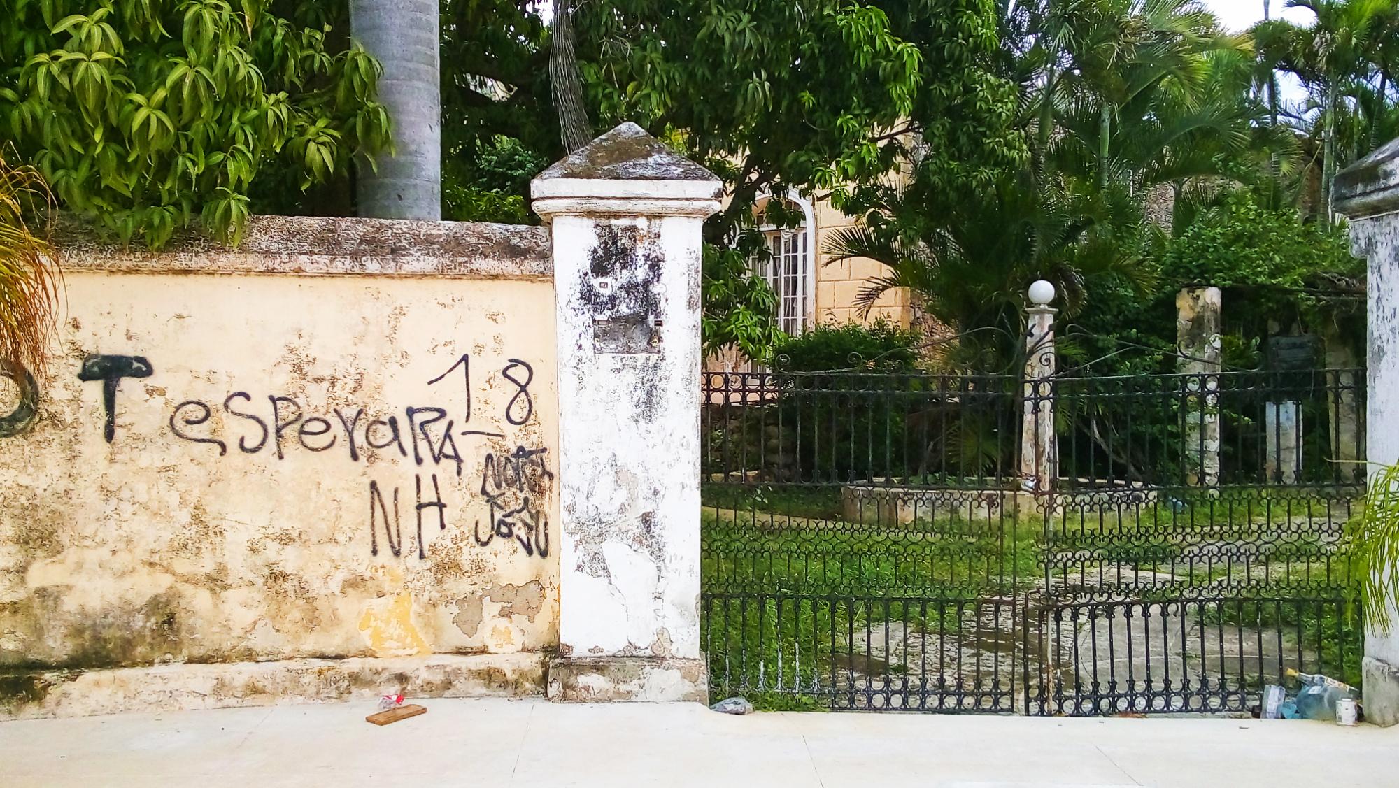 """""""Fantasmas"""" rodean el Centro Internacional de Negocios, en Mérida"""