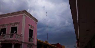 Para este martes, se esperan temperaturas altas en la Península de Yucatán, pero la probabilidad del lluvia es alta para la tarde. (Eduardo Vargas)
