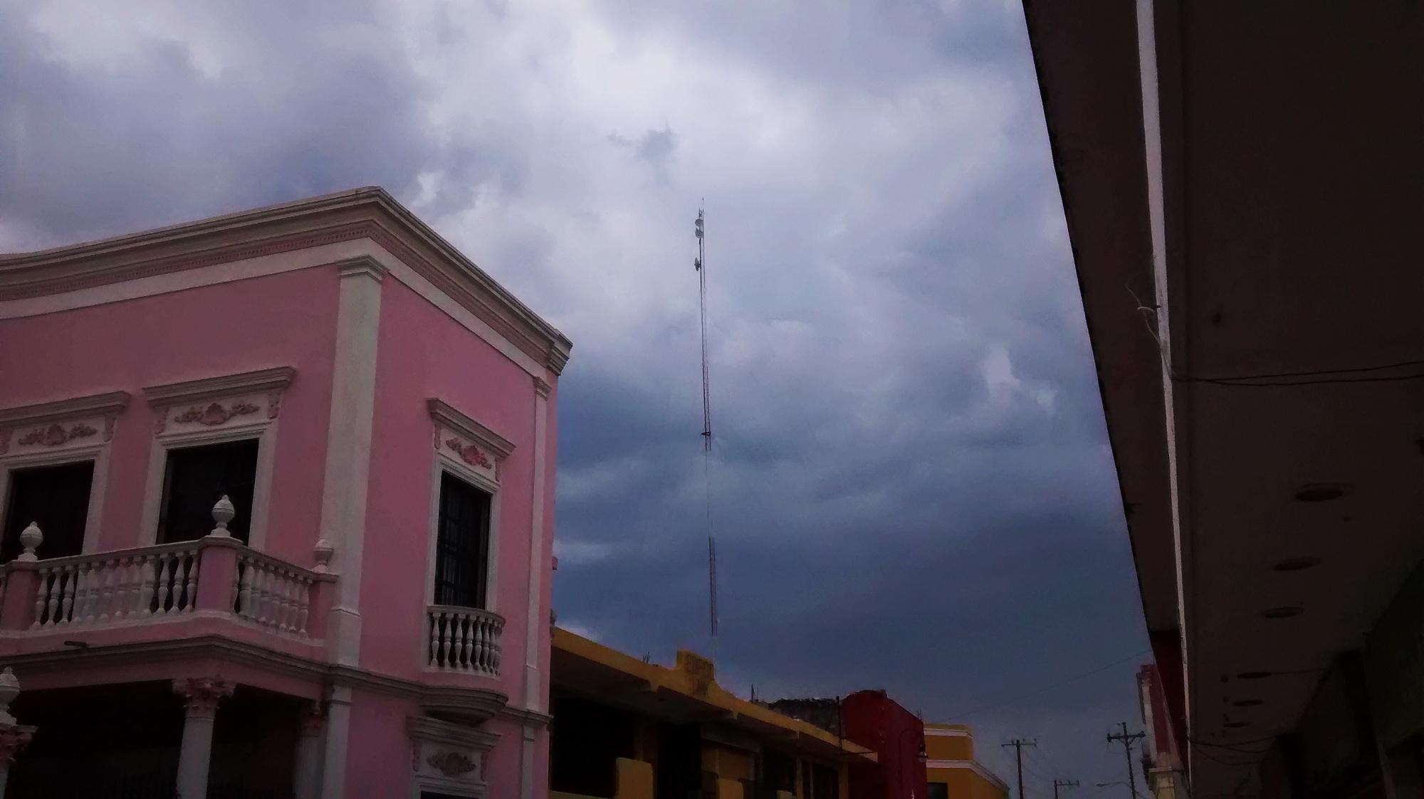 Se esperan tormentas para la tarde de este miércoles, en Yucatán