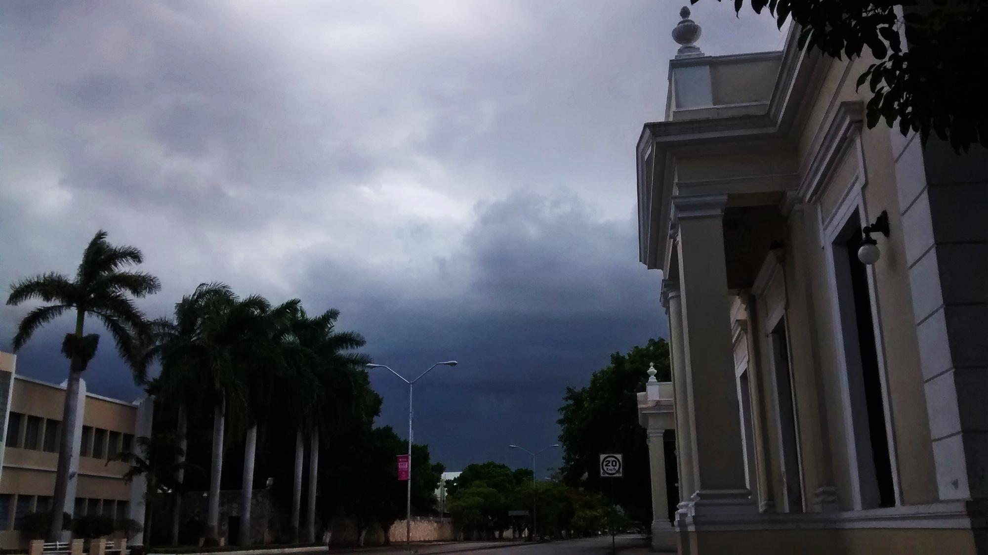 Calor intenso en el día y tormentas por la tarde se esperan este jueves