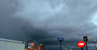 Cielo nublado, este sábado en Mërida