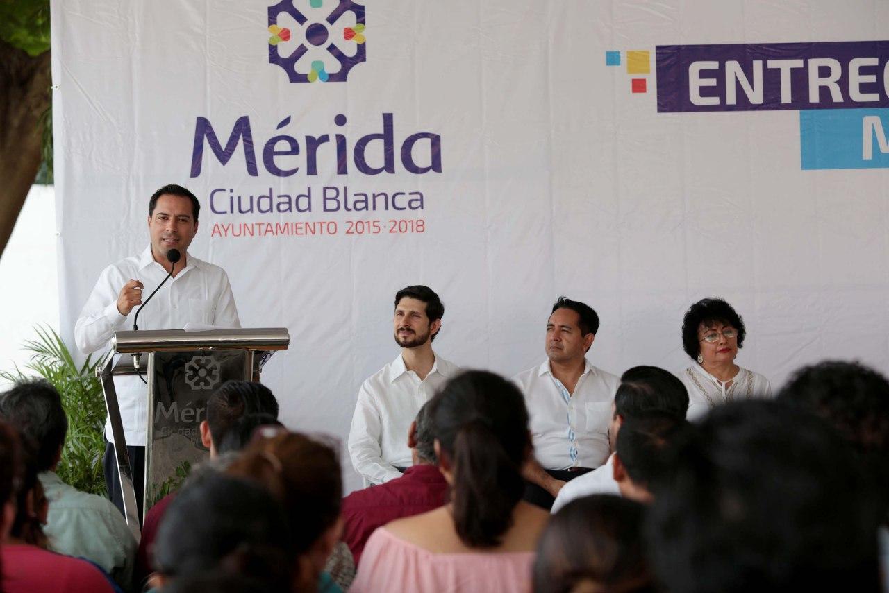 Amplía Mérida apuesta por emprendimiento