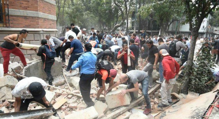 Lo que hay que saber sobre atención a afectados por sismo