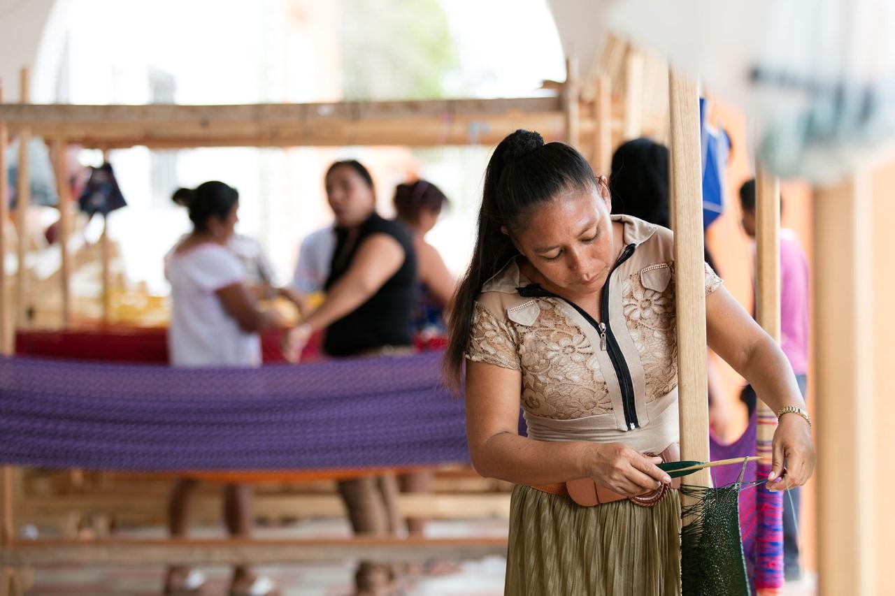 Envío especial de hamacas yucatecas a Oaxaca