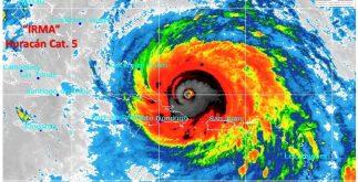 """Las víctimas del huracán """"Irma"""" son incontables, pues aunque hasta ahora van 10 muertos, los servicios de emergencia aún no terminan su revisión en las islas del Caribe. (Foto: Conagua)"""