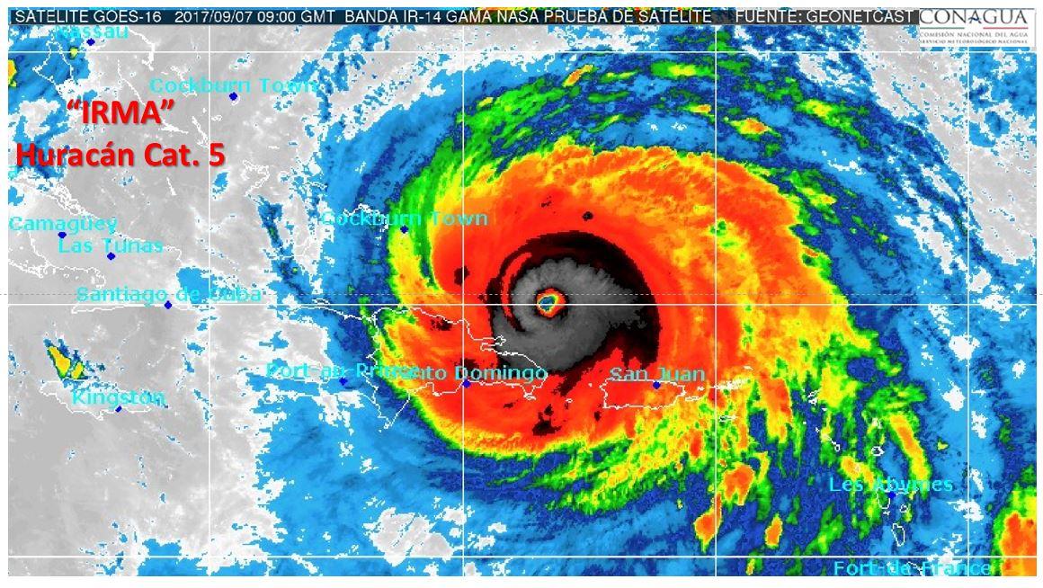 """""""Irma"""" deja 10 muertos, """"José"""" es más fuerte y """"Katia"""" descansa"""