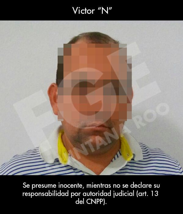 Capturan en Mérida a otro colaborador de Borge