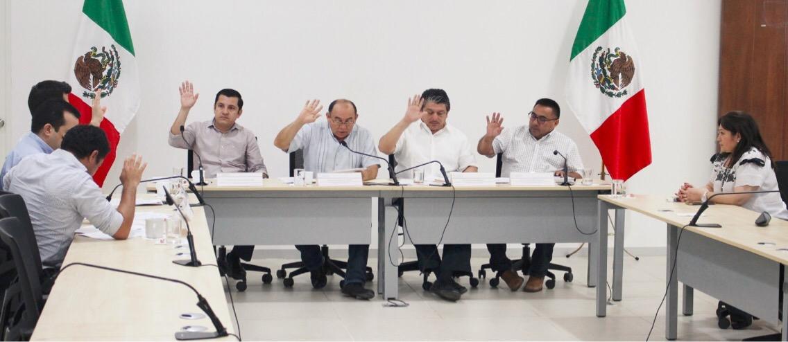 Aprueban en comisión convocatorias sobre el Sistema Estatal Anticorrupción