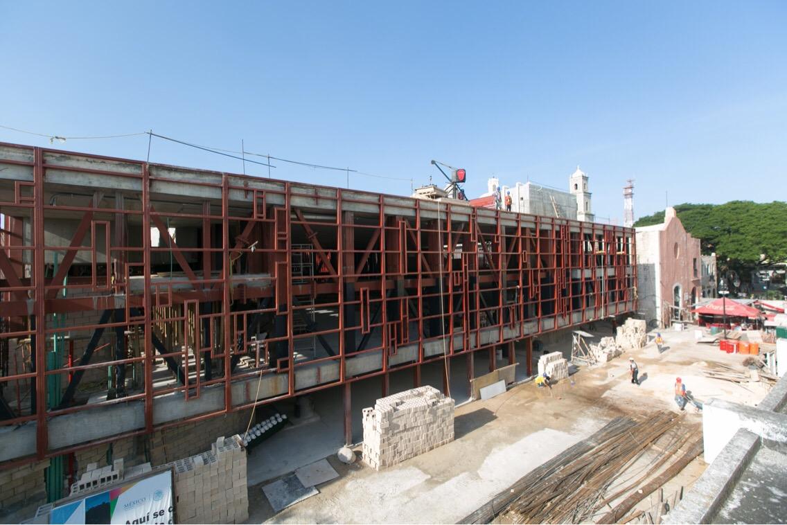 Abriría Palacio de la Música en primer trimestre de 2018