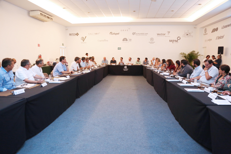 Valora Coparmex Mérida transparencia en Ayuntamiento