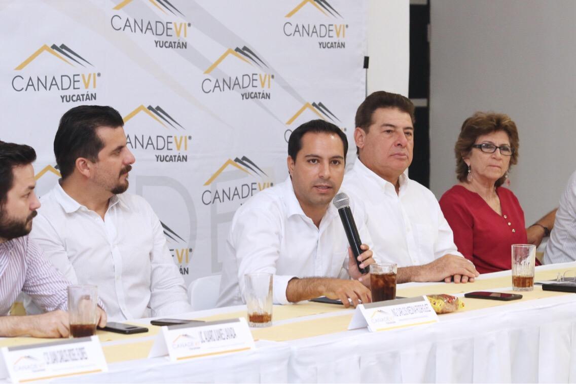 Reconoce Canadevi transparencia del Ayuntamiento de Mérida