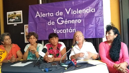 Acepta Yucatán conclusiones por solicitud de Alerta de Género