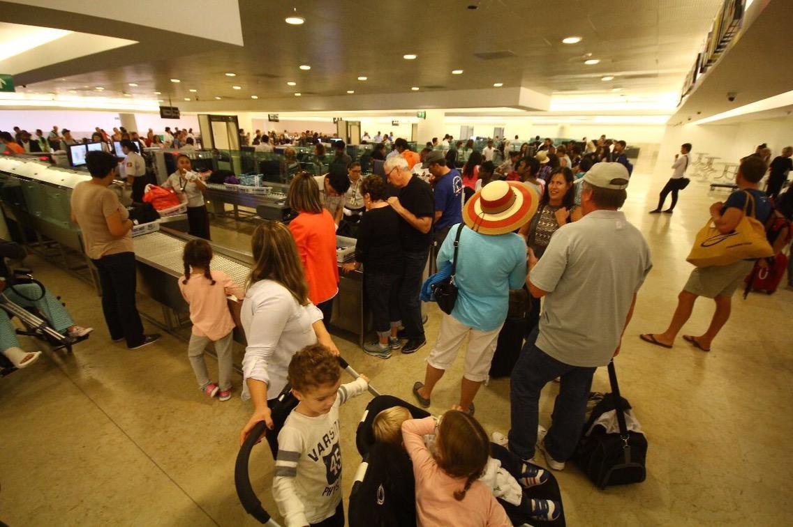 Interceptan joyas por más de 61 MDP en aeropuerto Cancún