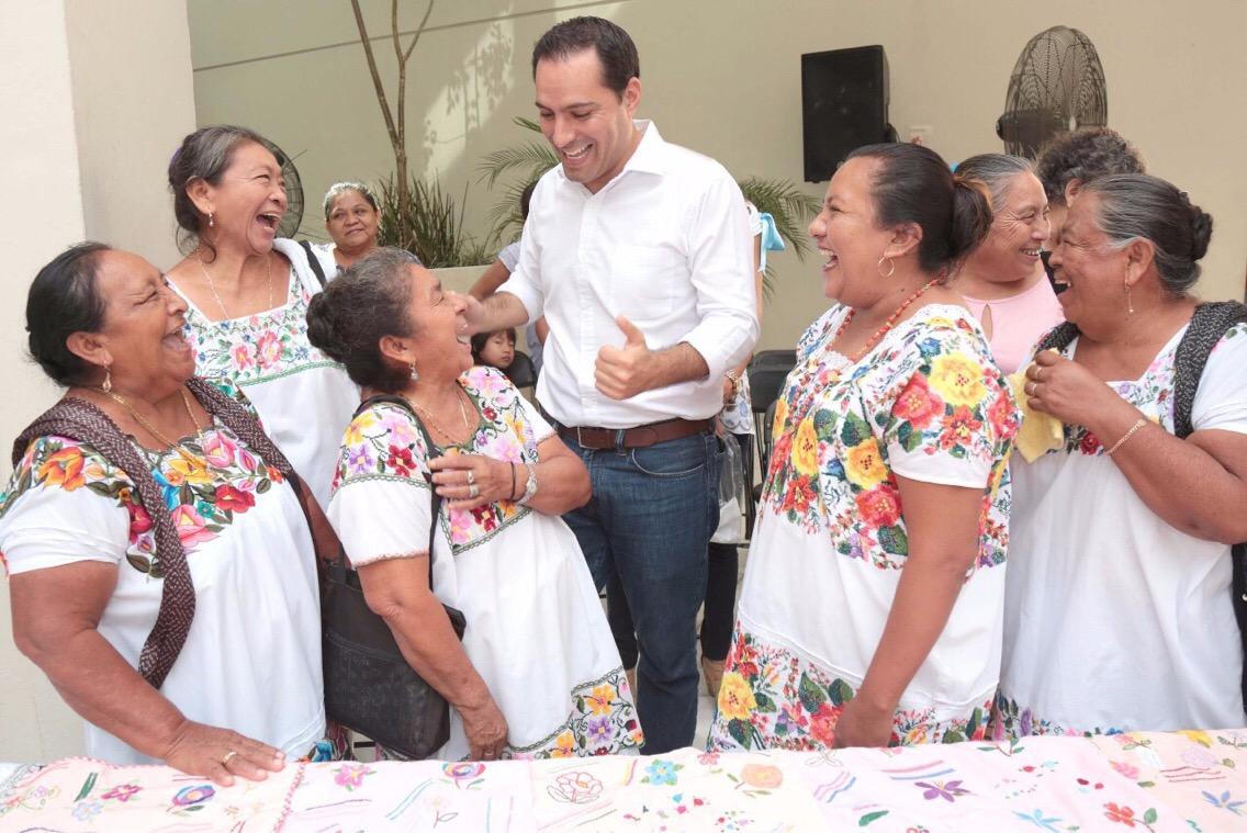 Apuesta de Mérida por empoderamiento de la mujer