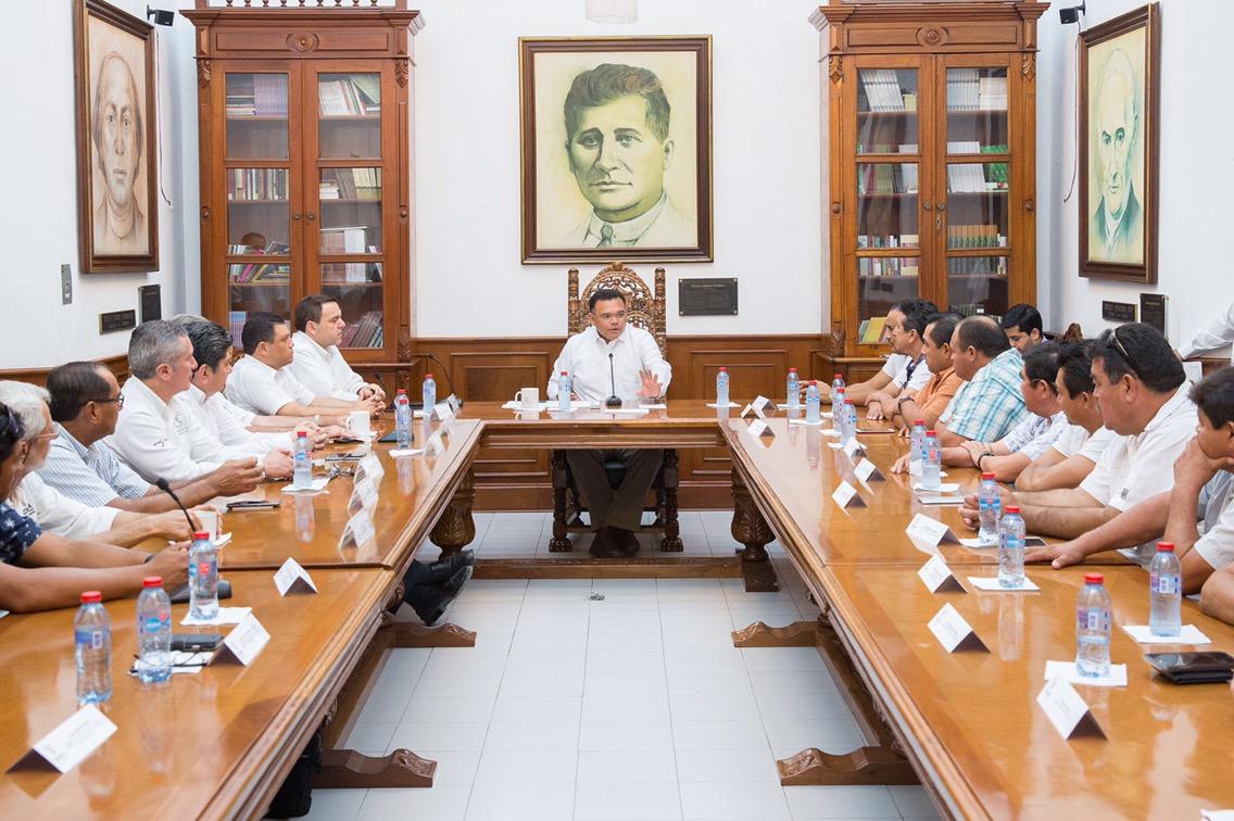 Retiran Plataforma Yucatán de proyecto de exploración petrolera