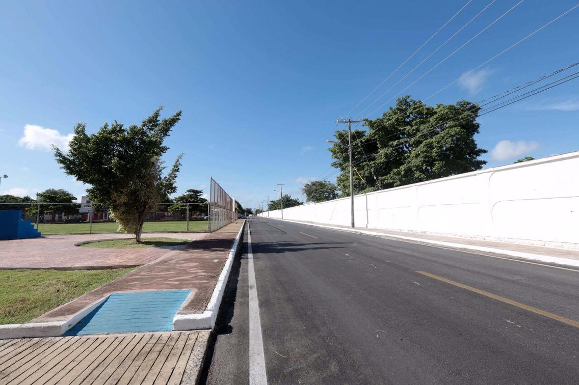 Mejores vialidades para el poniente de Mérida