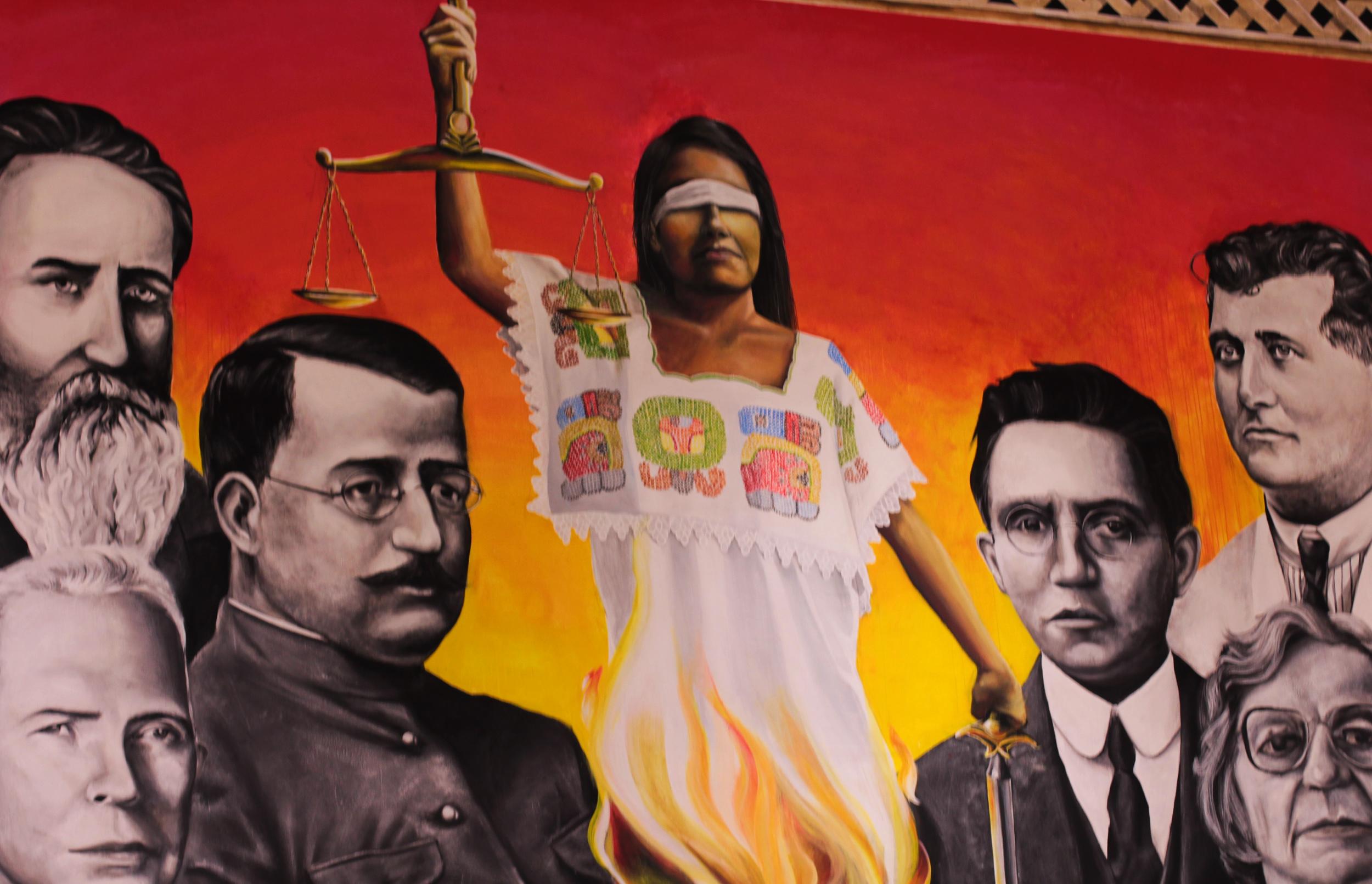 La justicia yucateca no es ciega… Se llama Noemí y tiene 21 años