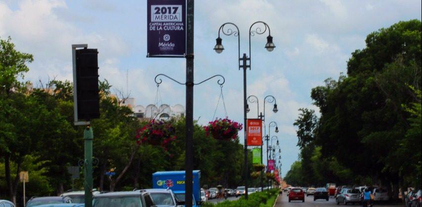 Es oficial: Paseo de Montejo no lucirá adornos patrios
