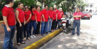 protesta profesores conflicto magisterial por plazas de asesores técnicos yucatan