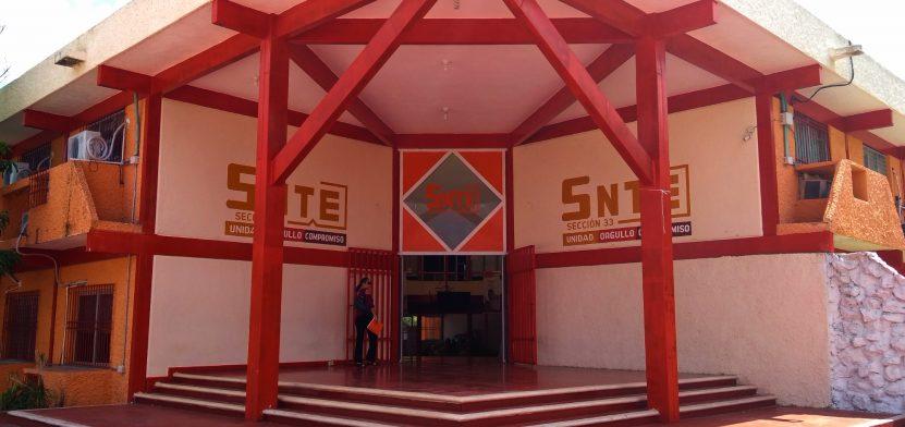 sede seccion 33 SNTE Yucatán