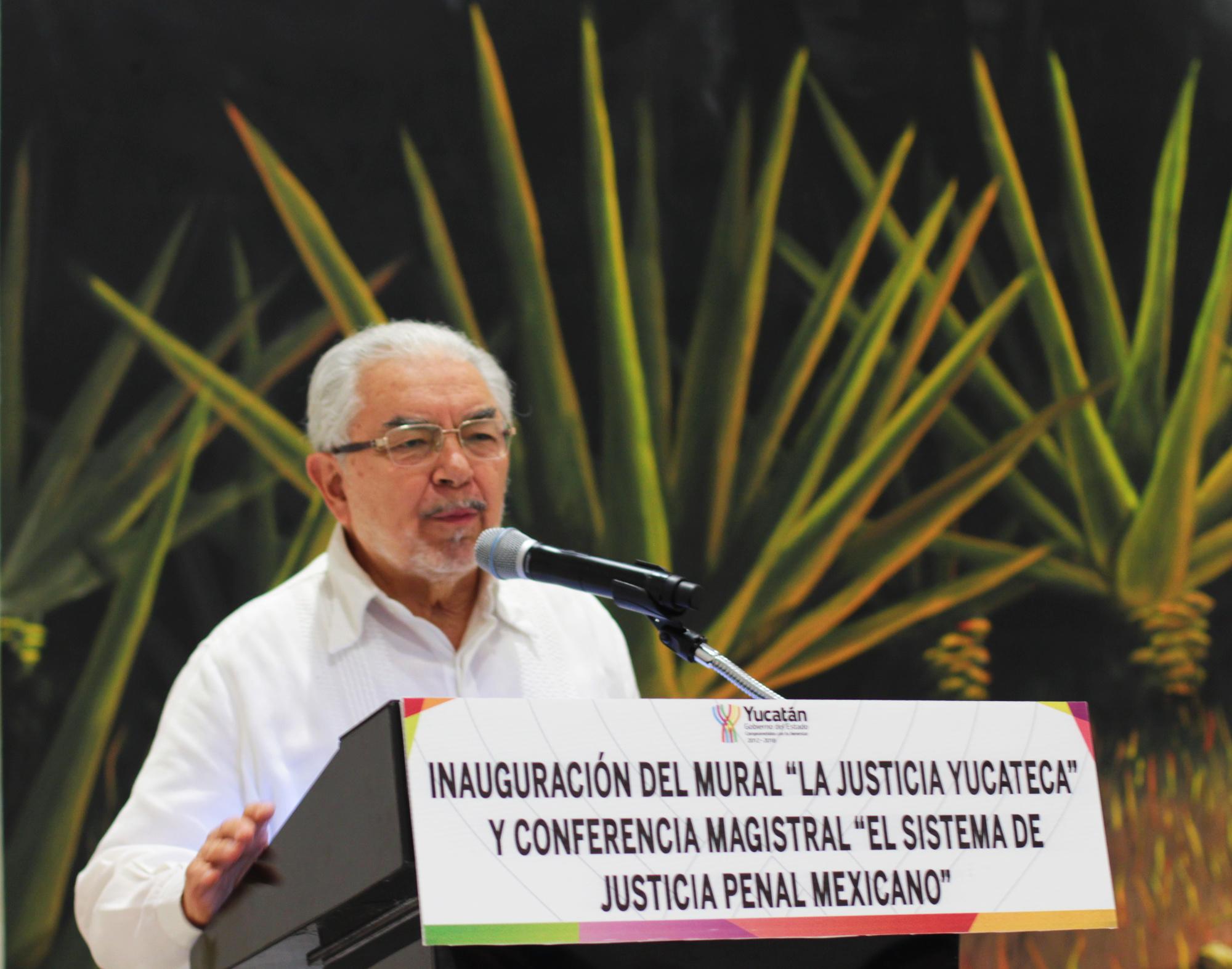 Justicia mexicana, movida por dinero.- ex Procurador