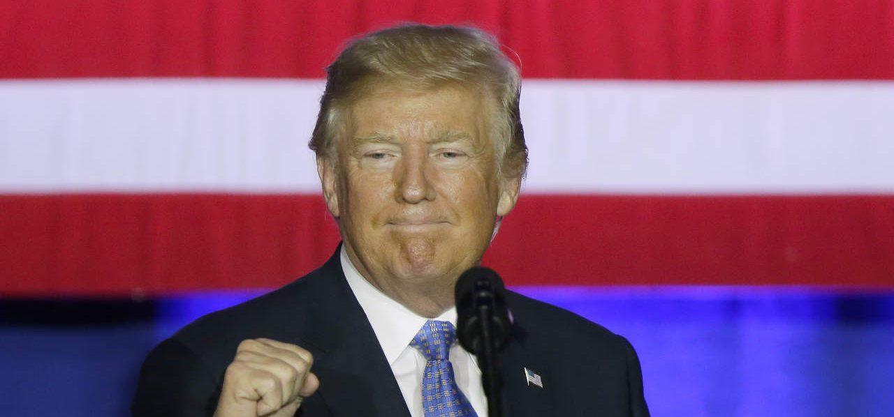 Propone Trump en EU reducir los impuestos