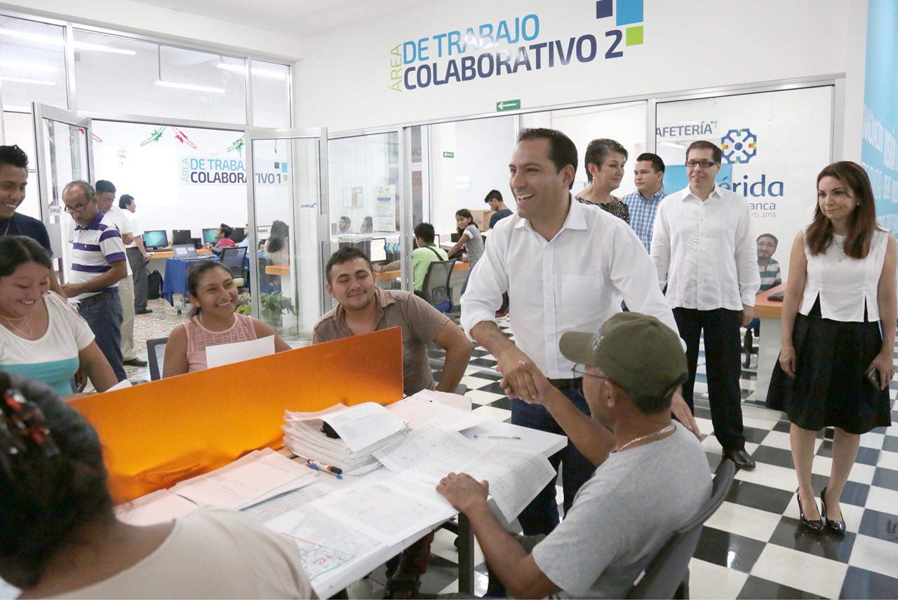 Suma Vila acciones a favor del emprendurismo