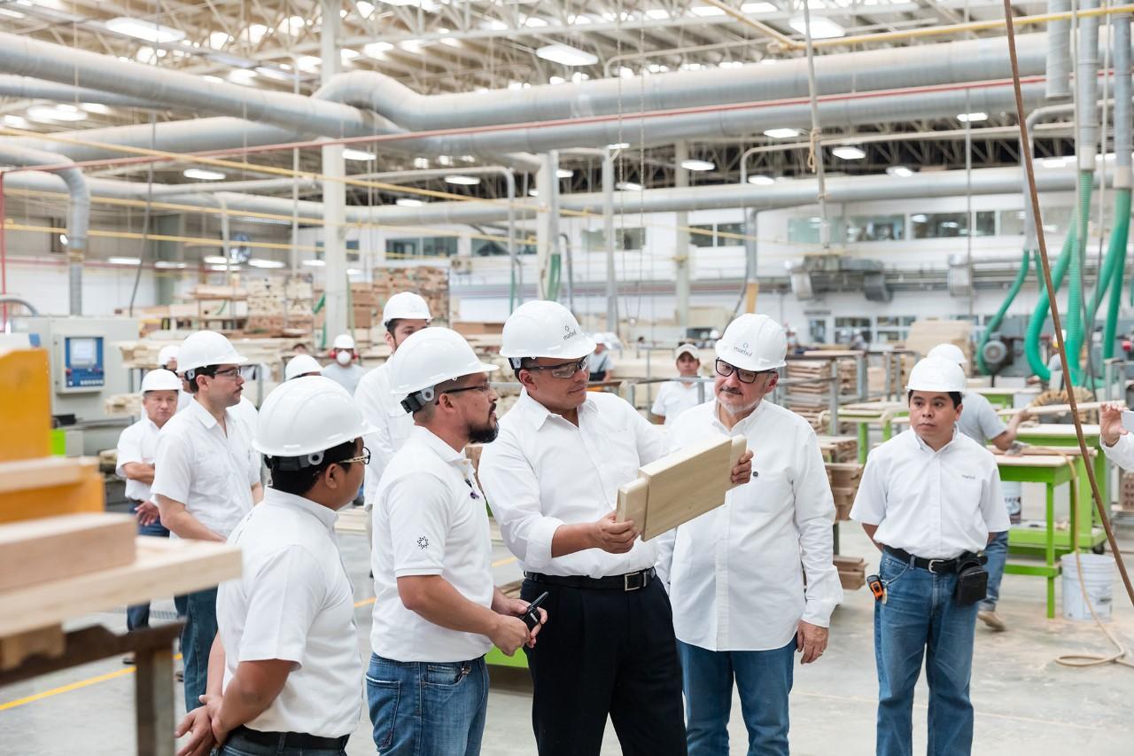 Repunta en Yucatán financiamiento a empresas