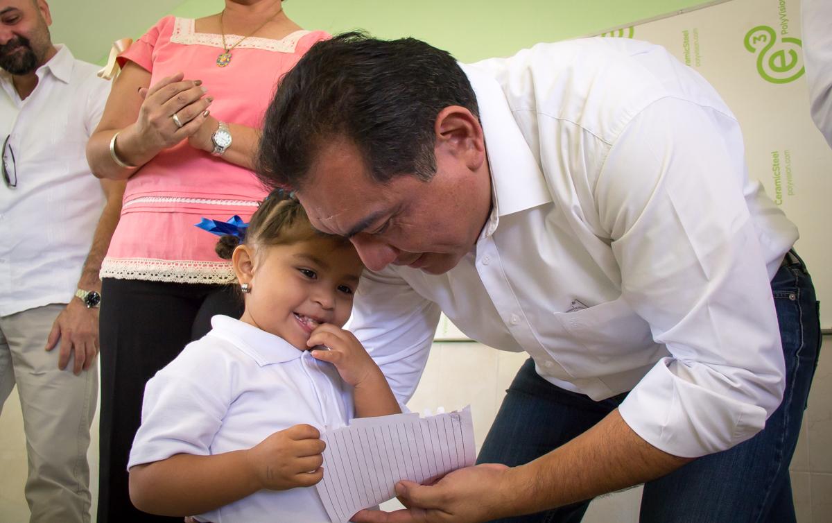 Amplía Yucatán cobertura en educación preescolar