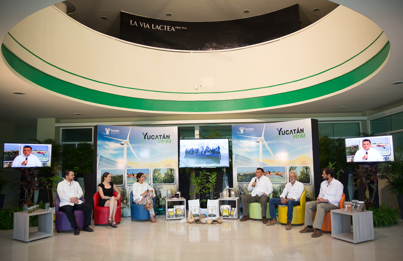 Destaca Yucatán en materia de sustentabilidad