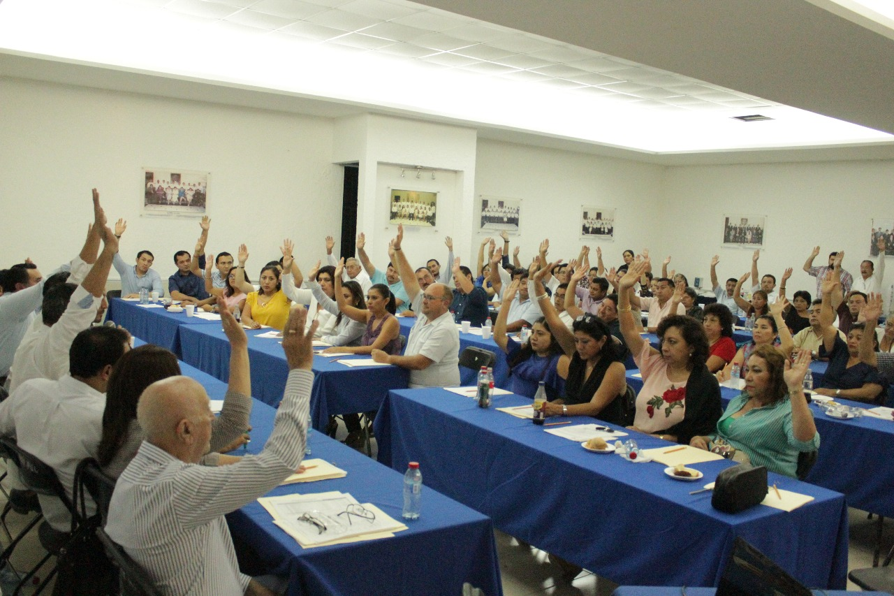 Por designación saldrán candidaturas de PAN Yucatán