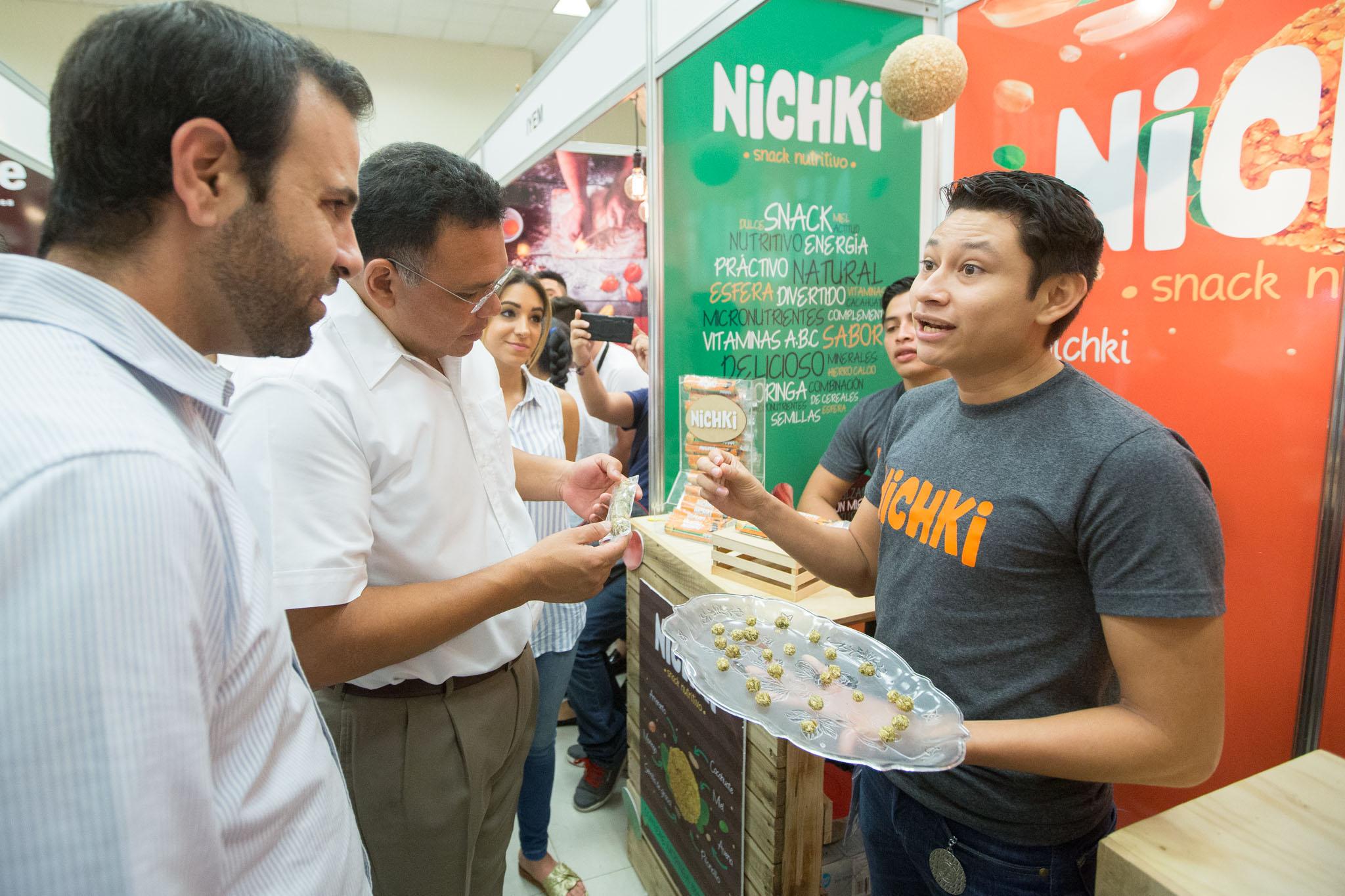Emprendedores, fundamentales para futuro económico de Yucatán