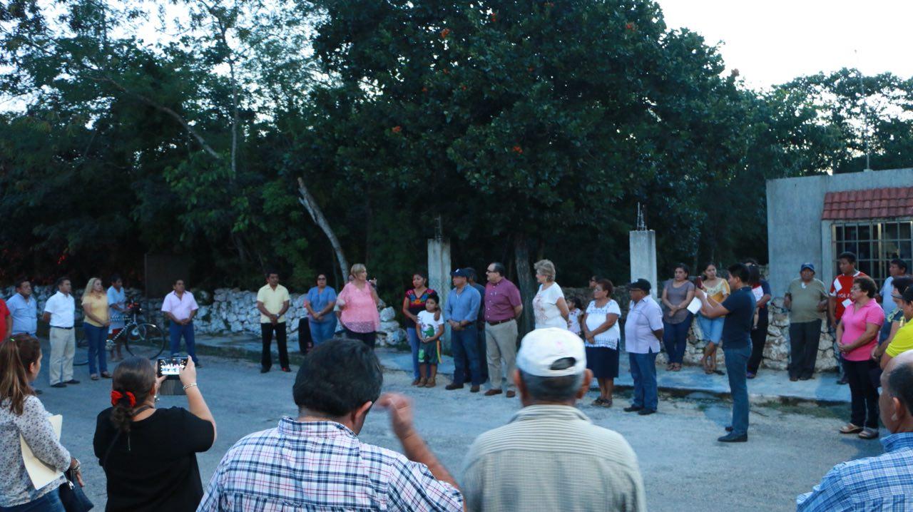 Obras en municipios: ahora en Mocochá