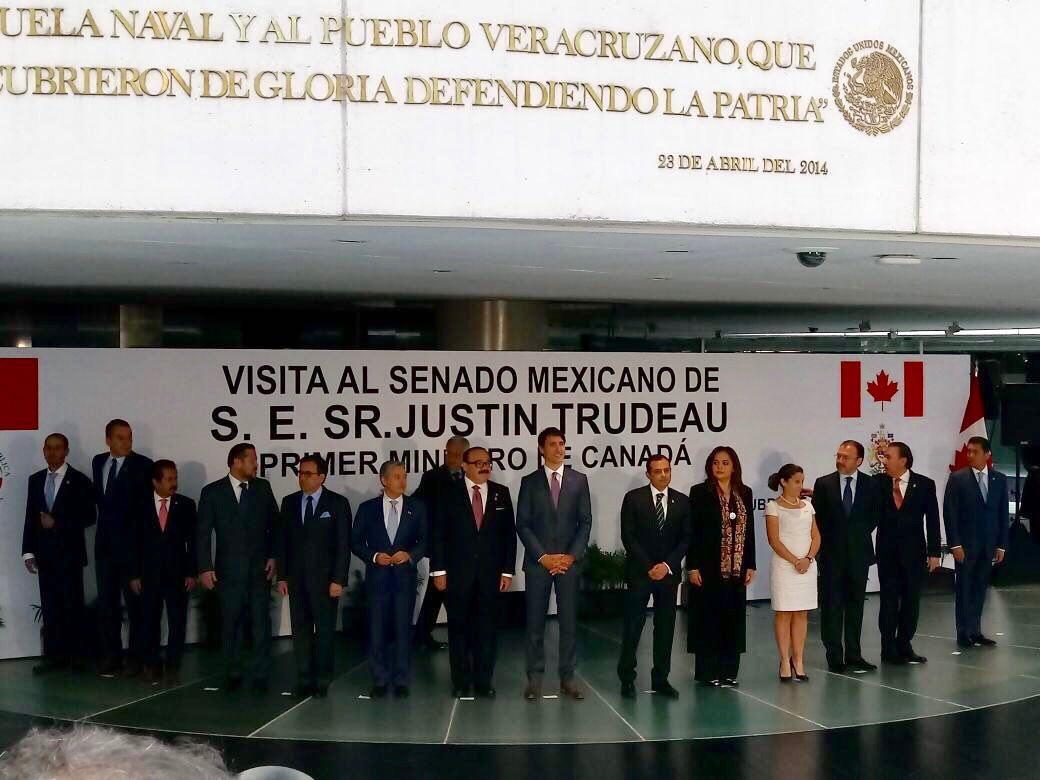 Vínculo entre México y Canadá crece y fortalece cooperación: Ramírez Marín