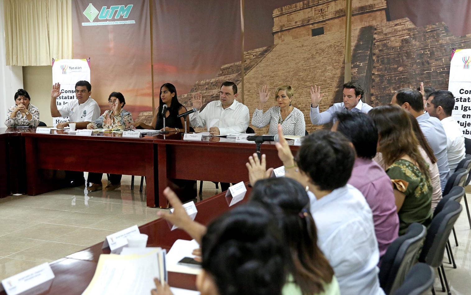 Avanzan acciones para erradicar violencia de género en Yucatán
