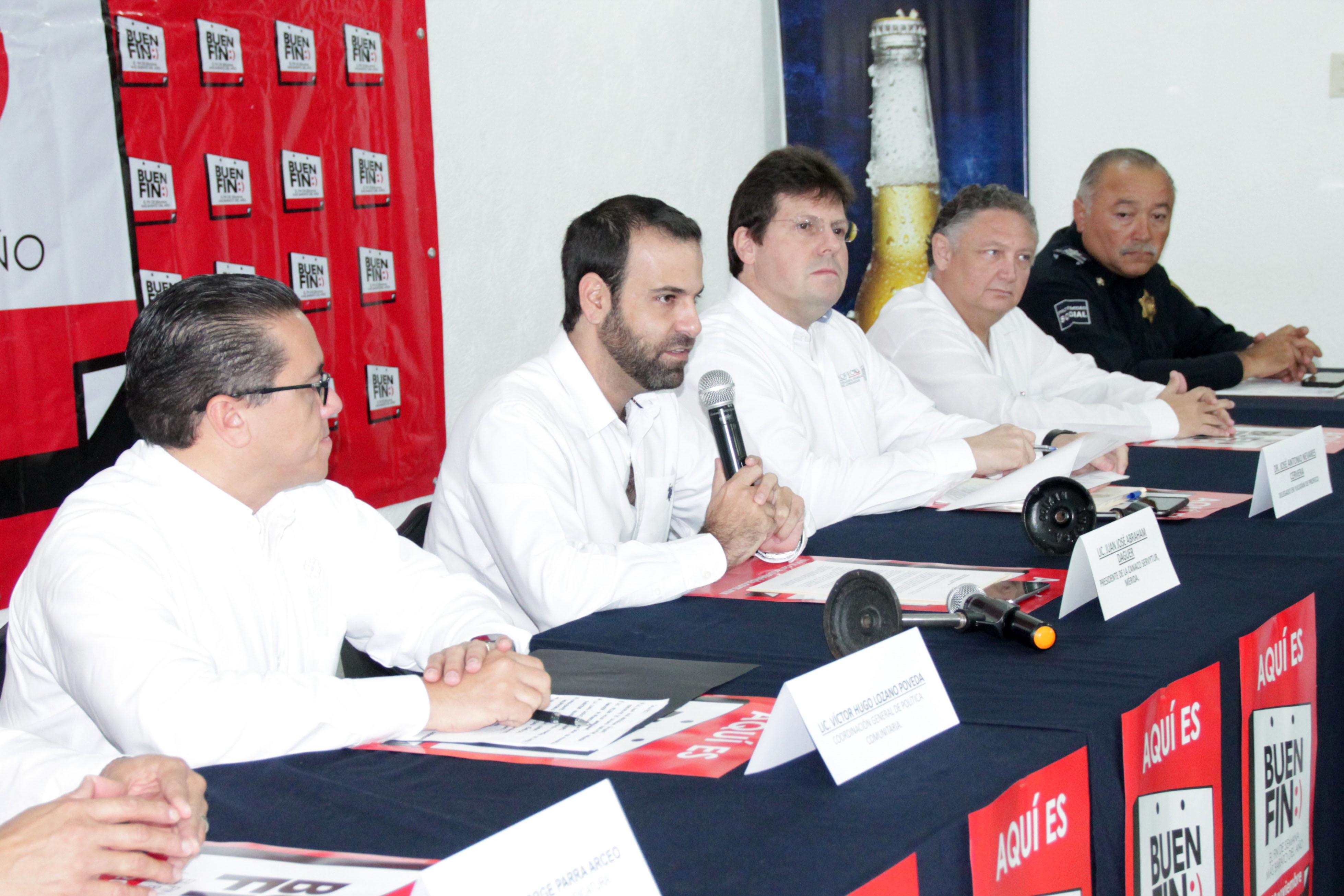 Comerciantes yucatecos esperan vender más en El Buen Fin