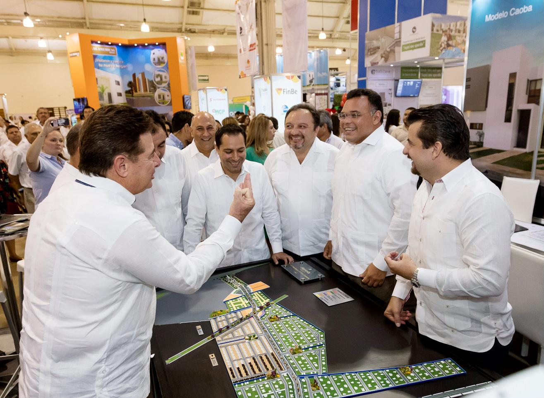 Sector de la vivienda, motor de la economía en Yucatán