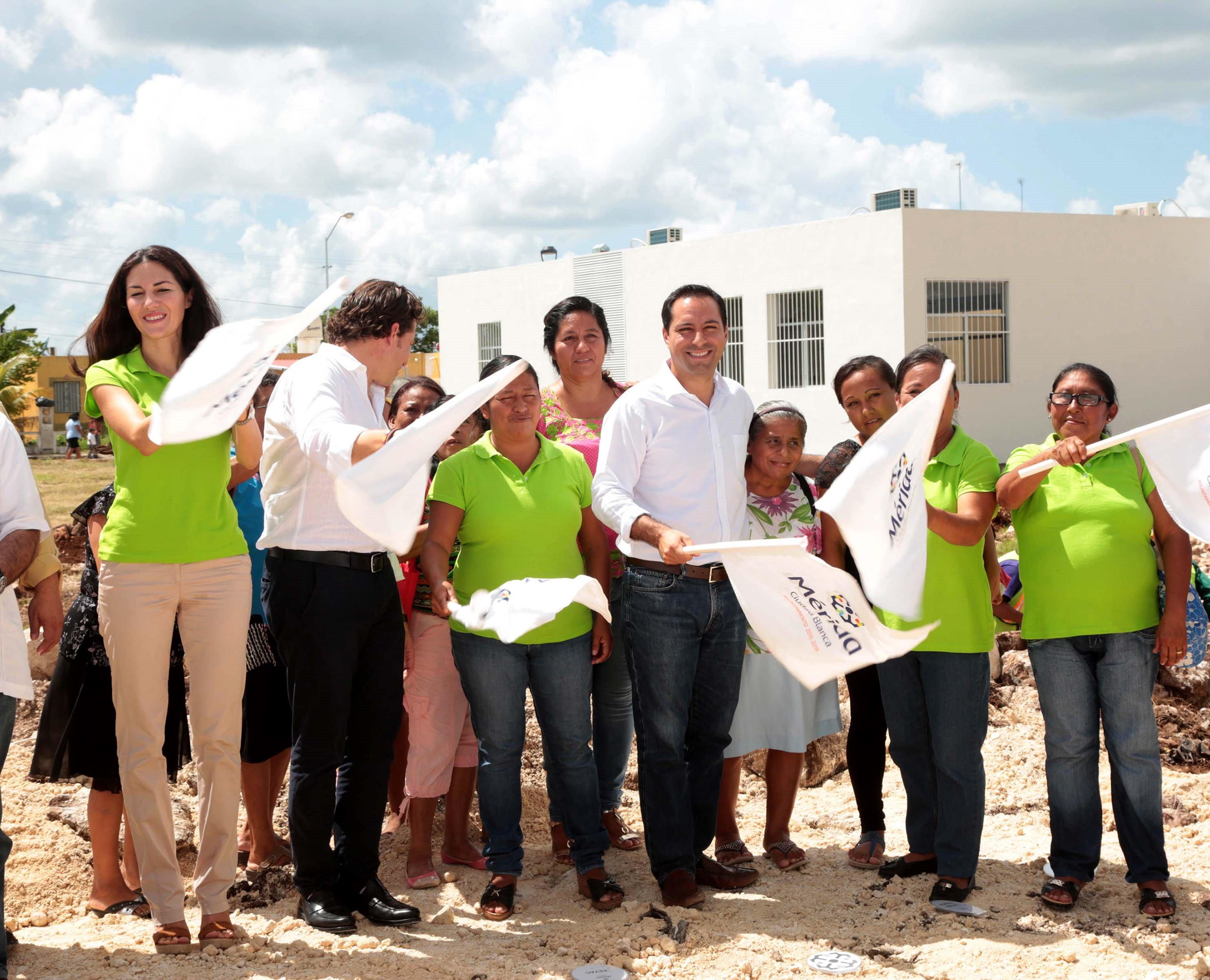 Esperan menor desigualdad en Mérida con Centro Integral del Sur