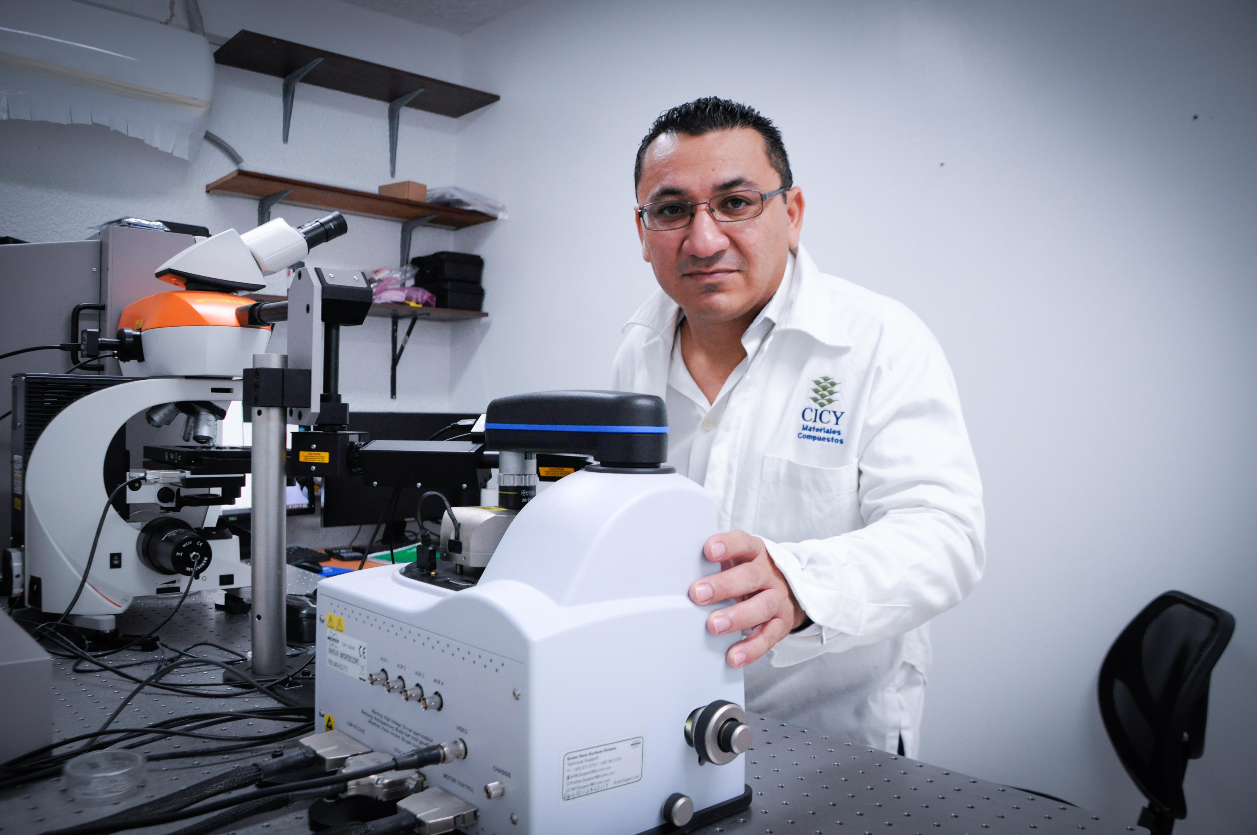 Premio de Academia Mexicana de Ciencias a experto de CICY