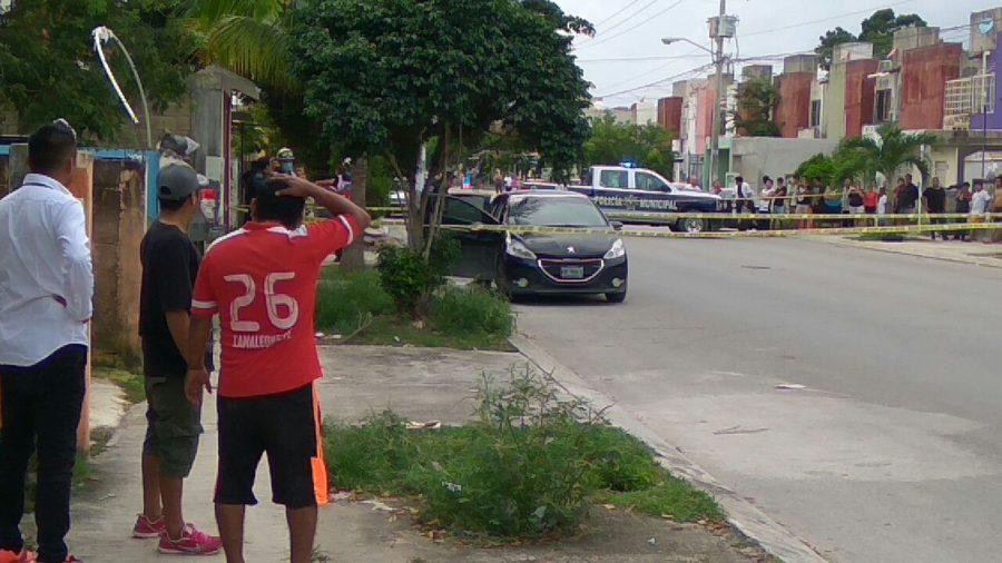 Lo ejecutan en Cancún, en tercer ataque