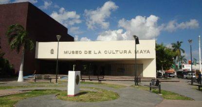 Foto Museo Maya Chetumal