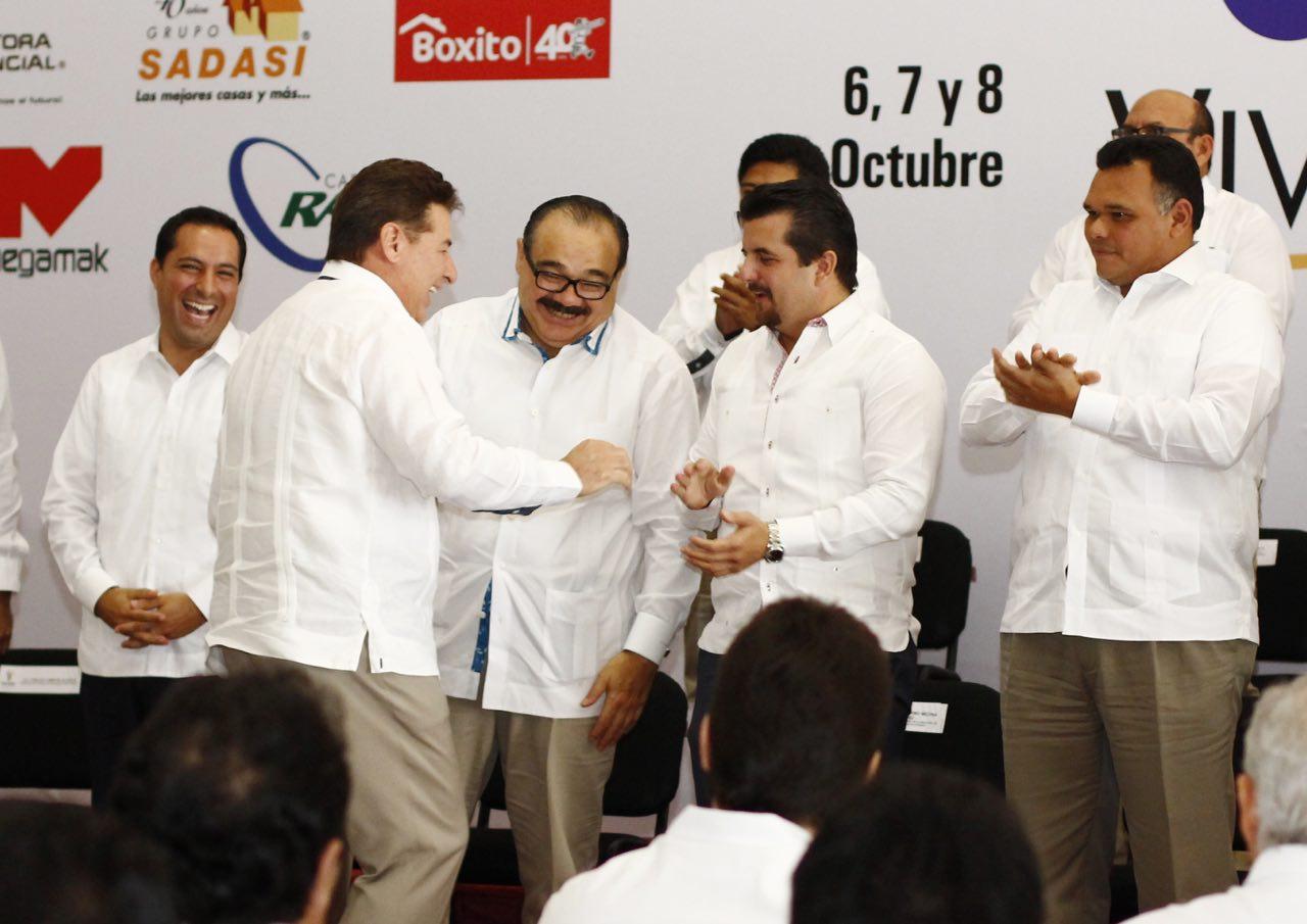 Recortes presupuestales no alcanzarán a Yucatán.- Ramírez Marín