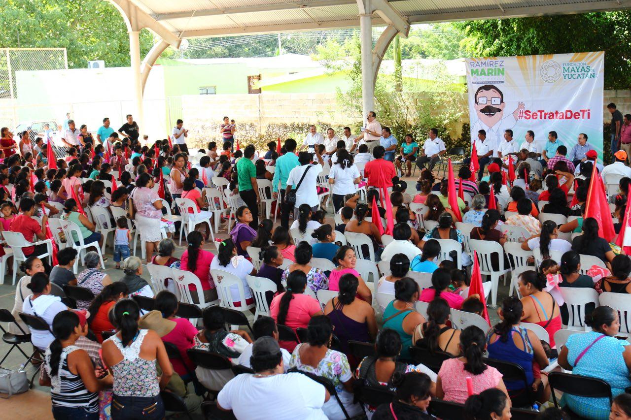 Entrega de obras de Ramírez Marín alcanza 25 municipios